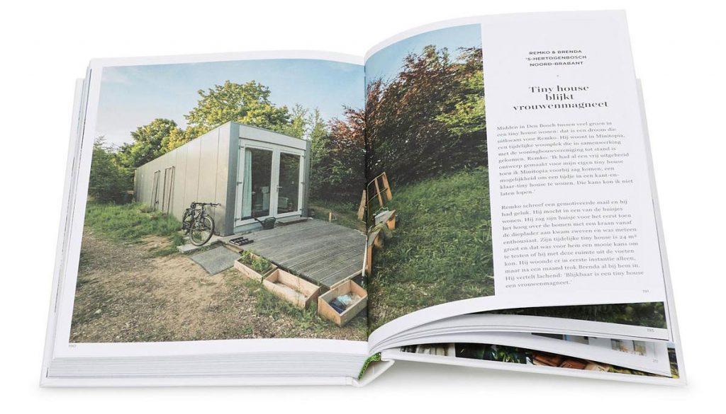 Tiny House op Minitopia in Den Bosch - Remko Boer - Boek