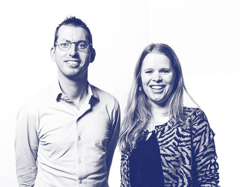 Remko Boer en Brenda Rademakers van Maximize Me Business Coaching & Winstadvies