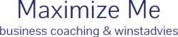 Maximize Me - business coaching & winstadvies